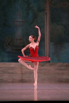 The Tokyo Ballet's Mizuka Ueno as Kitri in Don Q. Ballet Costumes, Dance Costumes, Referee Costume, Ballet Performances, Don Quixote, Ballet Dancers, Ballerinas, Ballet Photography, Dance Wear