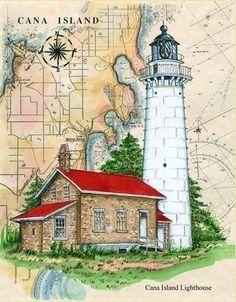 Canal Island Lighthouse (Donna Elias)
