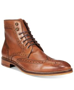Johnston & Murphy Men's Conard Wingtip Boots