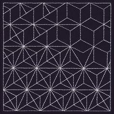 Geometric Stars #NB336_48