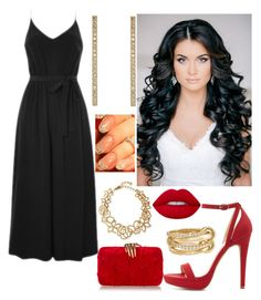 """Gorgeous"" by paoladouka on Polyvore featuring Nobody's Child, Oscar de la Renta, Wild Diva, Benedetta Bruzziches, Jennifer Meyer Jewelry and SPINELLI KILCOLLIN"