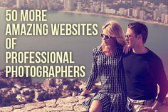 50 More Amazing #Websites Of #Professional #Photographers http://photodoto.com/50-more-amazing-websites-of-professional-photographers/ #portfolio,