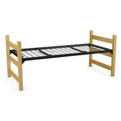 Adjustable Loftable Bunkable Metal Bed Foliot