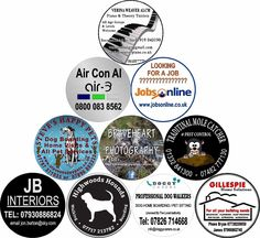 4x4 Spare wheel cover BUSINESS ADVERTISING STICKER any vehicle | eBay