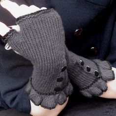I have these and wear them in the morning when the car is not warmed up! Or just because there so cozy!!!