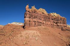 https://flic.kr/p/Pbxk5F | Red Rocks, Ghost Ranch, Abiquiu, New Mexico.