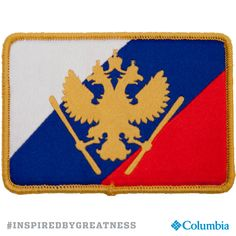 The Russian Ski Team doesn't just dream of winning, they train for it. Because of them, Columbia is #INSPIREDBYGREATNESS
