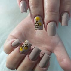 how to make your nails stylish and trendy in Spring.We collected about 35 gel nail art design for you, if you love gel nails. Gel Nail Art Designs, Creative Nail Designs, Colorful Nail Designs, Creative Nails, Acrylic Nail Powder, Acrylic Nails, Wave Nails, Manicure E Pedicure, Fall Nail Art