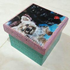Caja madera personalizada