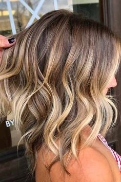 24 Brightest Medium Layered Haircuts to Light You Up - Hair Styles Hair Tutorials For Medium Hair, Medium Hair Styles, Curly Hair Styles, Frontal Hairstyles, Wig Hairstyles, Summer Hairstyles, Stylish Hairstyles, Makeup Hairstyle, Hairstyles 2016