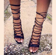 high -  #look  #heels,  #black  shoes