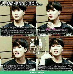 Jackson é esperto