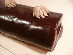 Brazo gitano de trufa y chocolate. Receta de Navidad - YouTube