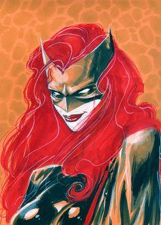 Batwoman by Rod Reis