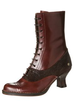 Neosens - ROCOCO - Lace-up boots - red
