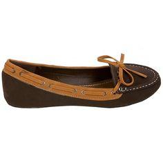 Brown mocassin 12,99€