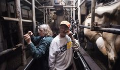 Jack Hillhas been working the 500 acres of Hilltop Farm in Monroe for 50 years. He wants to retire but does not want thefarm be broken up into subdivisions and he doesn't have a successor to take over the hard, everyday work of running a dairy farm.