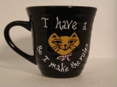 I Have A P So I Make The Rules by dirtydishes on Etsy, $10.99