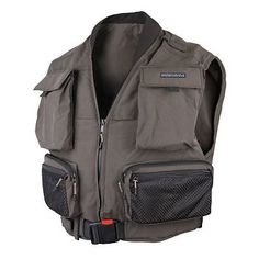 8df29a58c7efb Scierra Life Fly Vest is a must have item for any fisherman who might be  wading