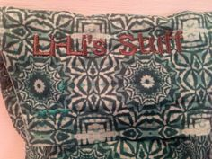 Custom Order for Ty. Personalized Diaper Clutch by ERABoutique1, $20.00
