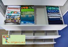 DIY: Divisórias de gavetas
