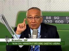 Não pôde acompanhar ao vivo o Bom Dia Ministro com Gastão Vieira?  Assista a entrevista sobre os recordes de desembarques no Brasil, em 2012, e investimentos no setor.