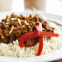 A Latin-inspired dish made with ground turkey    Recipe developed by SPC Custom Publishing