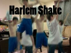 THE BEST HARLEM SHAKE EVER