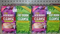A whole line of acai berry cleansers and weight loss supplements.     Learn about weight loss supplements
