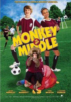 Sevimli Maymun – Monkey in the Middle 2014 (HDTV XviD) Türkçe Dublaj uptobox indir