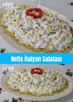 Nefis İtalyan Salatası – Leziz Yemeklerim – Diyet Yemekleri – The Most Practical and Easy Recipes Homemade Beauty Products, Air Fryer Recipes, Low Carb Keto, Pork Chops, Meal Planning, Oatmeal, Food And Drink, Health Fitness, Meals