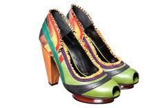 Kron by Kronkron Peeps, Bliss, Peep Toe, Footwear, Autumn, Shoes, Collection, Fashion, Shoe