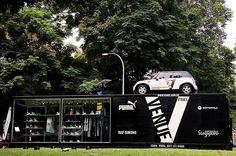 Loja Container da Puma: 5 Modelos e Designs Inspiradores!