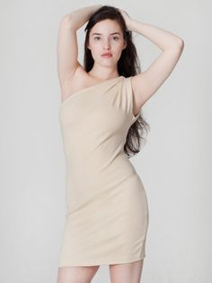 Done... Usually not a fan of American Apparel but saw this today... Interlock Asymmetrical Dress
