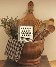 zofia roses' primitives | 1000+ images about Country Decor I make on Pinterest | Sewing box ...