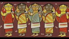 Image result for jamini roy paintings