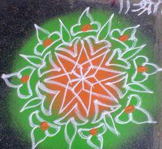 25 Simple Rangoli Designs for Home Rangoli Patterns, Rangoli Designs Diwali, Diwali Rangoli, Kolam Designs, Beautiful Rangoli Designs, Pooja Rooms, Simple Rangoli, Indian Festivals, Design Tutorials