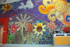 "ArtPrize 2011 Top 10 – ""The Metaphorest Project"" Mosaic Mural ..."