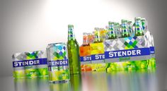 Stender by Grolsch on Packaging of the World - Creative Package Design Gallery