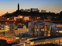 Visit Scottish Parliament...