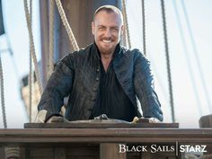 Captain Flint - Black Sails Love both character and actor
