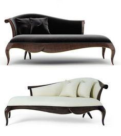 Christopher Guy Fainting Couch   #modern #design #couch #sofa
