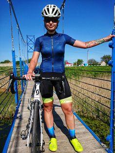 1e2d3ba63 Road bike jersey Ladies Road Bike