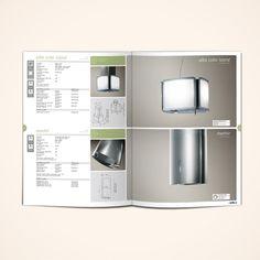 "Product catalogue 2012 / ""Air & light"" by Stefano Menconi, via Behance Catalogue Layout, Product Catalogue, Product Catalog Design, Catalogue Design, Product Design, Editorial Layout, Editorial Design, Branding Design, Flyer Design"