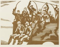 MT (Motor Transport) by Christopher R. Nevinson on Widewalls. Browse more artworks by Christopher R. Nevinson and auction records with prices and details of each sale! Ww1 Art, Prisoners Of War, English Artists, World War One, Art Themes, Creative Art, Painting & Drawing, Printmaking, Modern Art