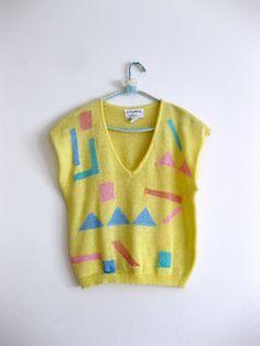 80s. I think I had this sweater!