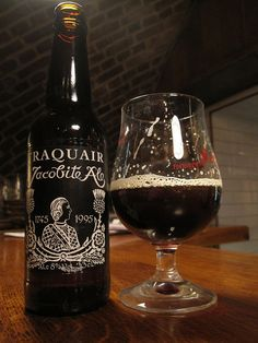 Traquor jaco bite beer | Traquair Jacobite Ale | Flickr - Photo Sharing!