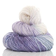 Expression Fiber Arts - MOTHER OF PEARL SUPERWASH MERINO SILK PEARLESCENT WORSTED, $30.00 (http://www.expressionfiberarts.com/products/mother-of-pearl-superwash-merino-silk-pearlescent-worsted.html)