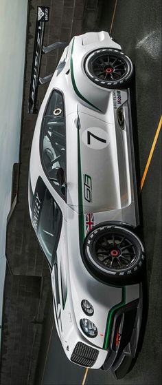 (°!°) 2013 Bentley Continental GT3 Concept Racecar