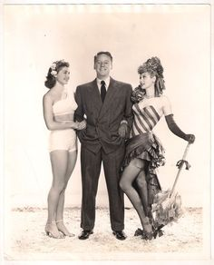 Lucille Ball, Esther Williams & Van Johnson EASY TO WED